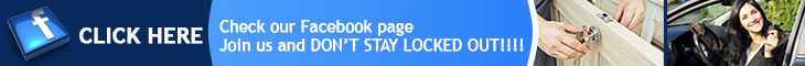 Join us on Facebook - Locksmith Downers Grove